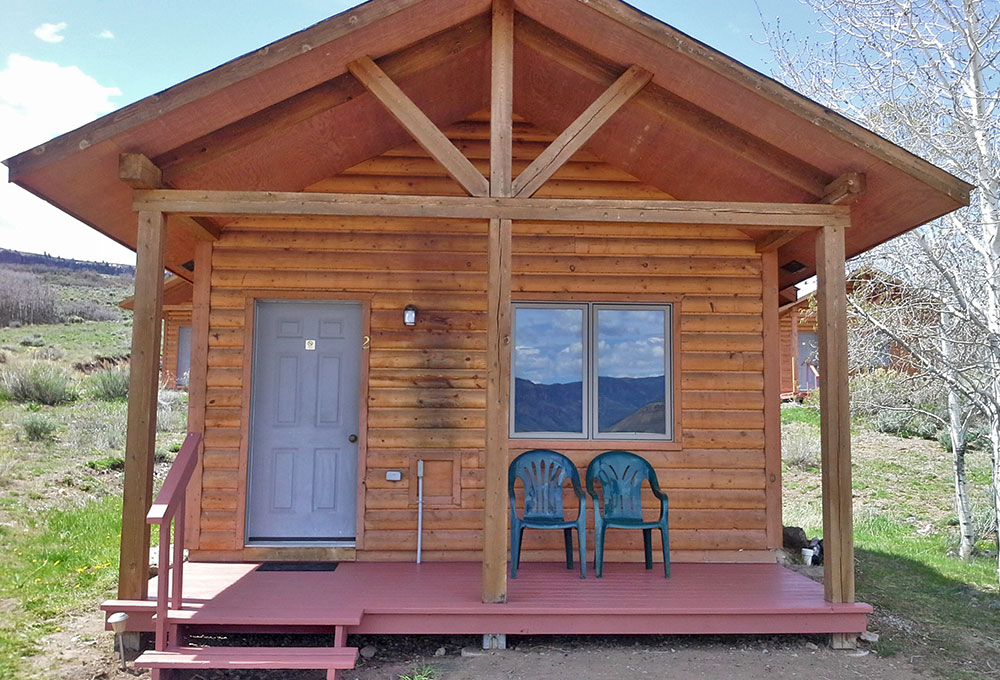 Blue Mesa Escape Cabin