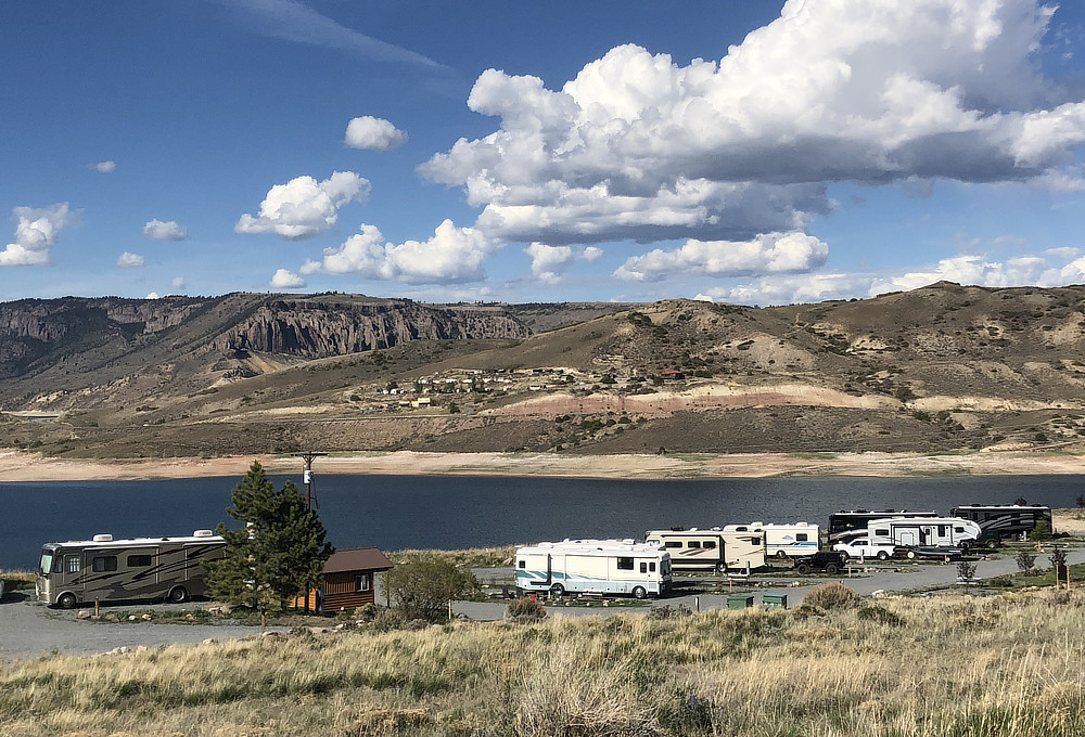 Blue Mesa Outpost RV Camping